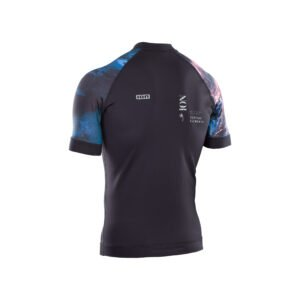 Black and blue rash vest