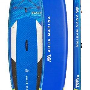 Blue Aqua Marina Beast Paddle Board